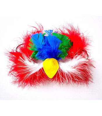 How To Make A Parrot Mask