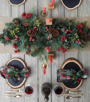 Winterberry Tablescape