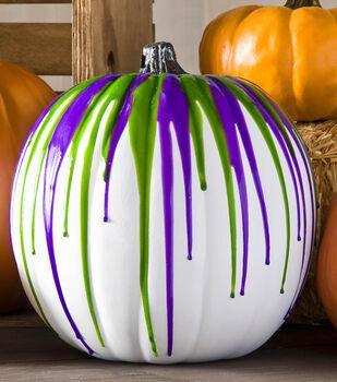 Color Dipping Pumpkin