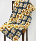 Scalloped Grannies Afghan