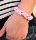 Braided Tie-Dye Bracelet