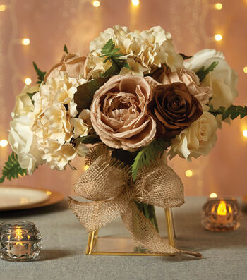 How To Make A Natural Wedding Centerpiece