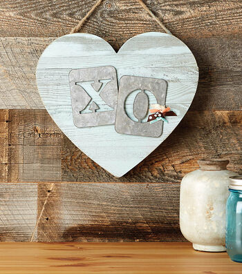 How to Make a Tin XO Pallet