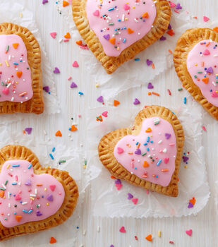 How To Make A Cherry Heart Pies