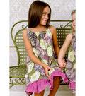 Haley Single Ruffle Dress