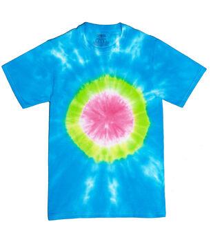 How To Make a Shining Bright Tie-Dye T-Shirt