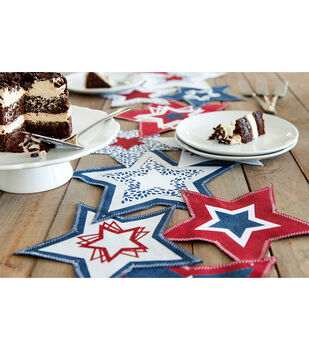 How To Make A Star Table Runner