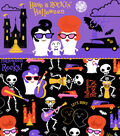 Have a Rockin' Halloween Printable