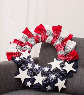 Patriotic Wreath