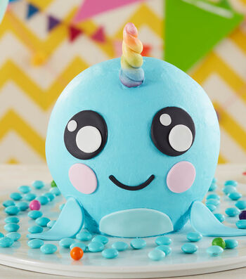 How To Make A Magical Narwhal Cake