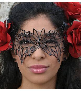 Masked Crusader Bat Mask