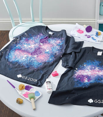 How To Make Galaxy Shirts