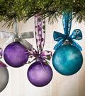 Extreme Glitter Ornaments