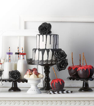 Halloween Tablescape Foodcrafting