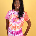 How To Make a Spiral Tie Dye T-Shirt