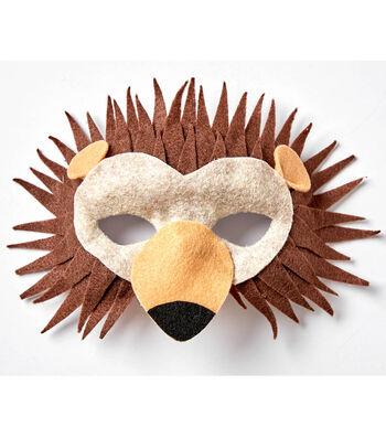How To Make A Hedgehog Mask