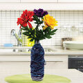 Yarn Art Vase