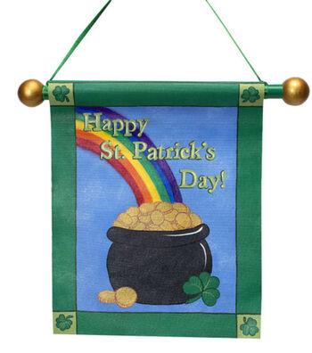 Happy St. Patrick's Day Banner