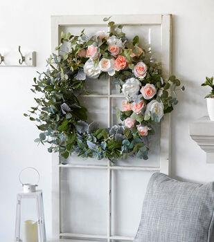 How To Make A Eucalyptus Wreath