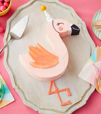 How To Make A Festive Flamingo Cake