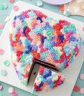 How To Make a Shaggy Heart Valentine\u0027s Day Cake
