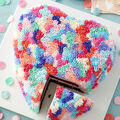 How To Make a Shaggy Heart Valentine\u0027s Day Cake