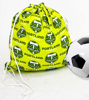 Kid's Drawstring MLS Backpack
