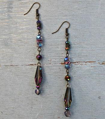 Learn How To Make Mystic Earrings