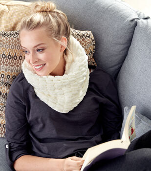 How To Make A Loop Cowl Scarf