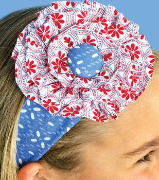 How To Make a Patriotic Headband