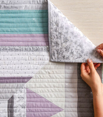 How To Make a Glitter Quilt