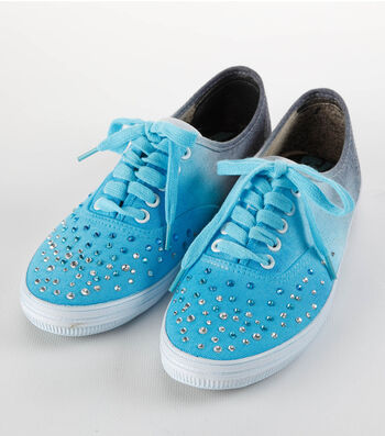 Wild Blue Sneakers