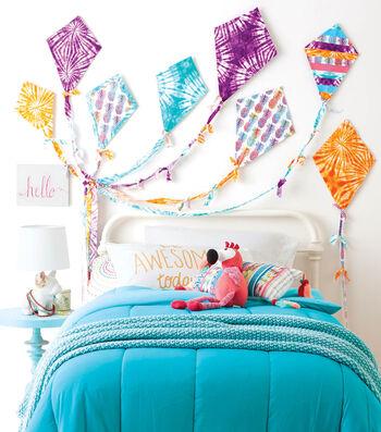 How To Make Decorative Wall Kites