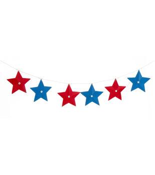Paper Star Banner