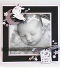 Cricut Mini -Baby Layout