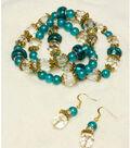 Sea Breeze Bracelet and Earrings