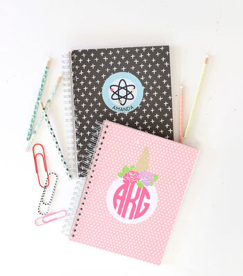 How To Make Personalized Notebooks