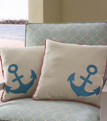 Anchors Aweigh Pillows