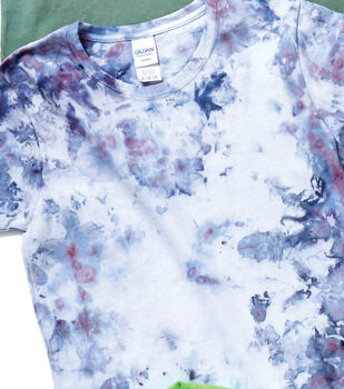 How To Make an Ice-Dyed T-Shirt