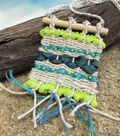 How To Make A Summer Breeze Woven Necklace