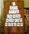 String Art Advent Calendar