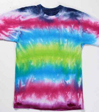 Melted Popsicle Tie Dye T-Shirt