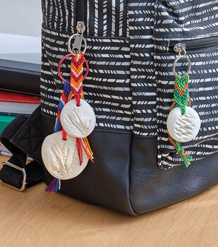 How To Make a Camp Keychains