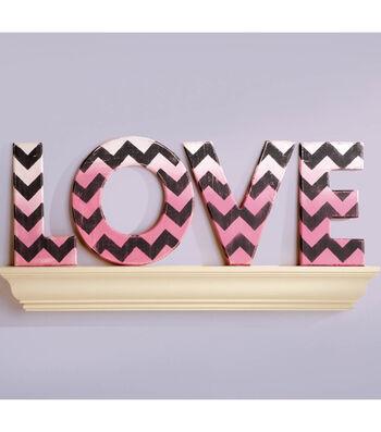 Herringbone Love Letters
