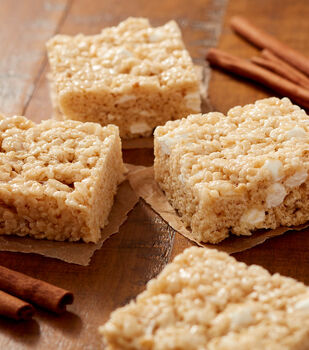 How to Make a Deluxe Rice Cereal Treats