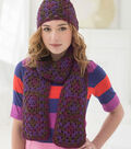 Mulled Wine Hat and Scarf