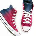Make Patriotic High Top Sneakers