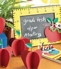 Chalkboard and Apples