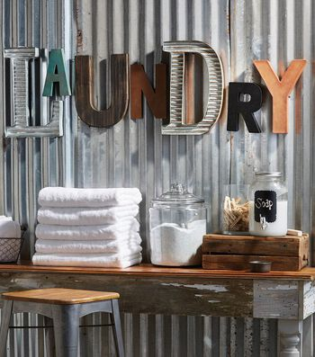 Laundry Room Personalization