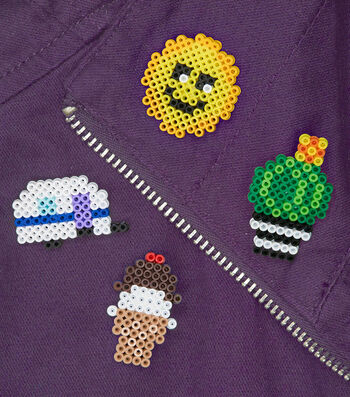 Make Mini Bead Pins